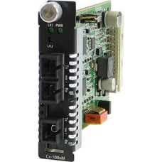 Perle C 1000MM S1SC120D Media Converter