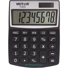Victor 1000 Mini Desktop Calculator