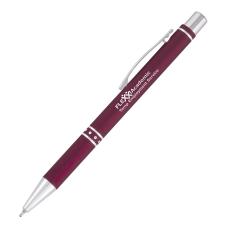 Chrome Accent Softex Gel Pen Medium