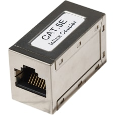 Intellinet Network Solutions Cat5e Modular Inline
