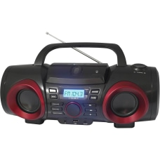 Naxa MP3CD Boombox with Bluetooth 1