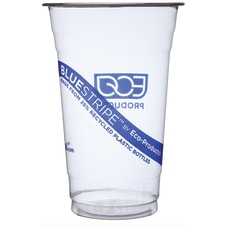 Eco Products BlueStripe Cold Cups 20