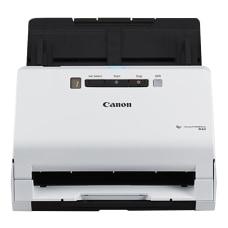 Canon imageFORMULA R40 Color Office Scanner