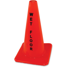Impact Products Wet Floor Orange Safety