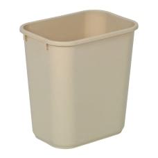 Highmark Rectangular Plastic Wastebasket 65 Gallons