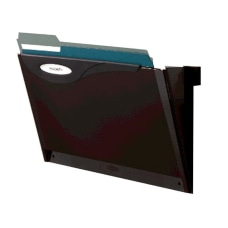 Rubbermaid Magnetic Pockets Smoke 1Each
