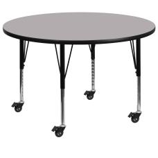 Flash Furniture Mobile 60 Round Thermal