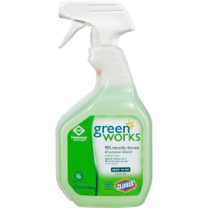 Clorox Commercial Solutions Green Works All