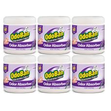 OdoBan Solid Odor Absorber Jars Lavender