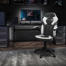 Flash Furniture X10 Ergonomic LeatherSoft High