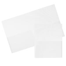 JAM Paper Regular Weight 2 Pocket
