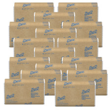 Scott 1 Ply Multifold Paper Towels