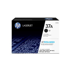 HP LaserJet 37A Black Toner Cartridge