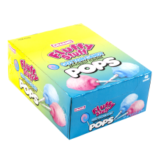 Fluffy Stuff Cotton Candy Pops Box