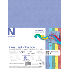 Neenah Creative Collection Metallic Specialty Card