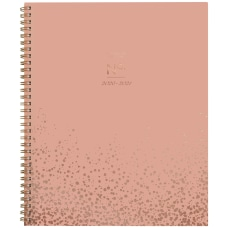 Cambridge WorkStyle Coral Dot Academic Monthly