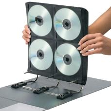 Find It Gapless Mega CDDVD Binder