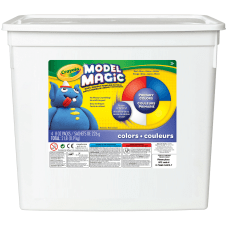 Crayola Model Magic 2 Lb Bucket