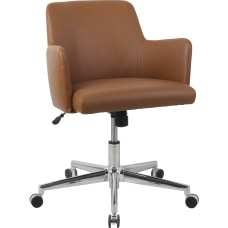 Lorell SOHO Bonded Leather Task Chair