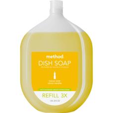 Method Lemon Mint Dish Soap Refill