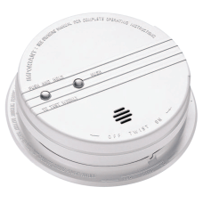 Interconnectable Smoke Alarms With Hush Photoelectric