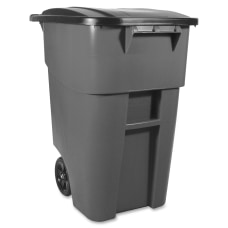 Rubbermaid Brute Big Wheel Container 50