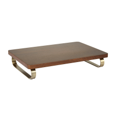 Realspace WoodenMetal Monitor Stand 2 34