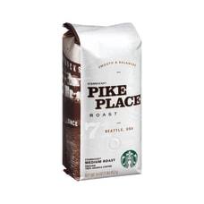 Starbucks Pike Place Ground Coffee Light