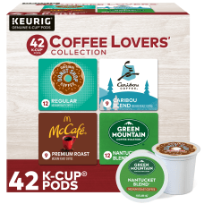 Green Mountain Coffee Coffee Lovers Collection