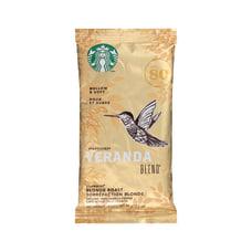 Starbucks Veranda Ground Roast Coffee Single