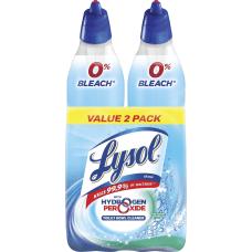 Lysol Hydrogen Peroxide Toilet Cleaner 24