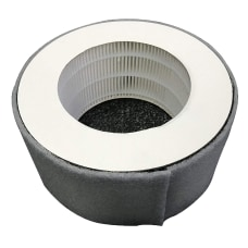 Crane Replacement True HEPA Filter For