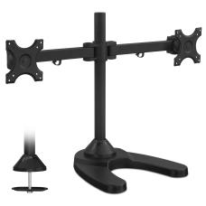 Mount It Freestanding Dual Monitor Desk