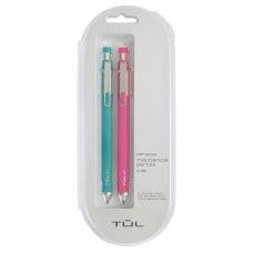 TUL Mechanical Pencils 07 mm TealPink