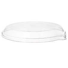 ECO Recyclable Bowl Lids Clear Pack