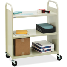 Bretford Basics Flat Shelf Mobile Utility