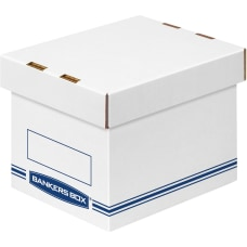 Bankers Box Organizers Storage Boxes External