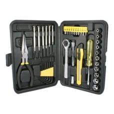 QVS Technicians Tool Kit Black