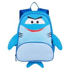 Quest Shark Backpack Blue