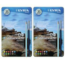 Dixon Lyra Graduate Aquarell Watercolor Pencils