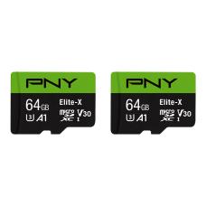 PNY 64GB Elite X Class 10