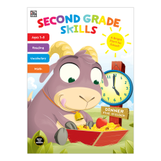 Thinking Kids Second Grade Skills Workbook