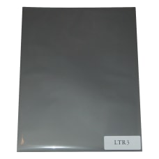 Loma Laminate Pouch Letter 6 mil