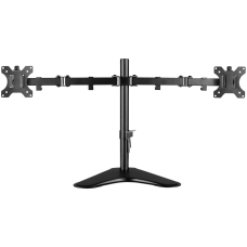V7 Dual Desktop Monitor Stand Up