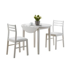 Monarch Specialties Holly Dining Table With