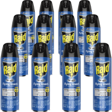 Raid Flying Insect Spray Spray Kills