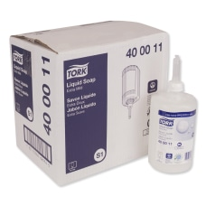 Tork Liquid Hand Soap Unscented 3381