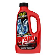 Drano Max Gel Clog Remover 32