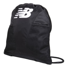 New Balance Players Cinch Sack Black