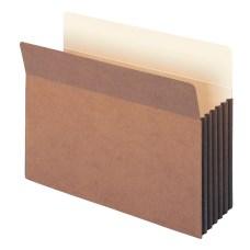 Smead TUFF Pocket File Pockets 5